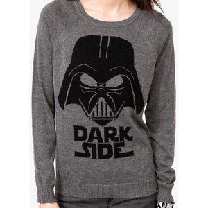 Forever 21 Star Wars Darth Vader Dark Side Sweater